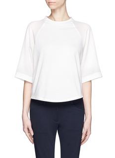 3.1 PHILLIP LIMSilk sleeve jersey baseball T-shirt