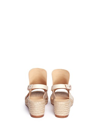 Back View - Click To Enlarge - rag & bone - Sayre II' slingback wedge espadrille sandals