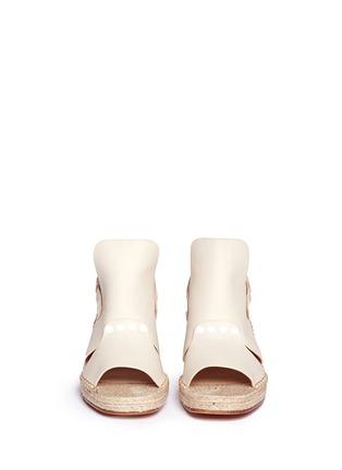 Figure View - Click To Enlarge - rag & bone - Sayre II' slingback wedge espadrille sandals