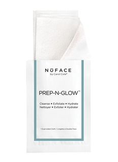 NuFACE Prep-n-Glow™ Cloth 20-piece pack