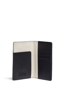 Bynd Artisan Leather passport holder