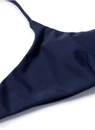 Detail View - Click To Enlarge - Matteau Swim - 'The Crop' bikini top