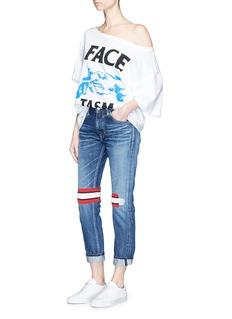 FACETASMLogo print T-shirt
