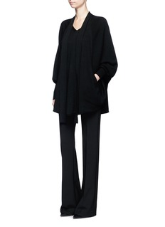 CoTie neck dolman sleeve knit top
