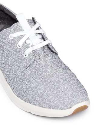 Detail View - Click To Enlarge -  - 'Del Rey' tribal print sneakers