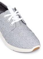 'Del Rey' tribal print sneakers