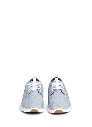 Front View - Click To Enlarge -  - 'Del Rey' tribal print sneakers