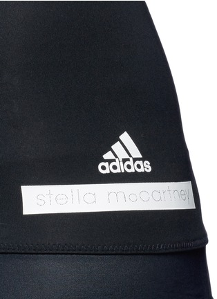 Detail View - Click To Enlarge - Adidas By Stella Mccartney - 'The Performance' tech jersey tank top