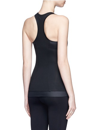 Back View - Click To Enlarge - Adidas By Stella Mccartney - 'The Performance' tech jersey tank top