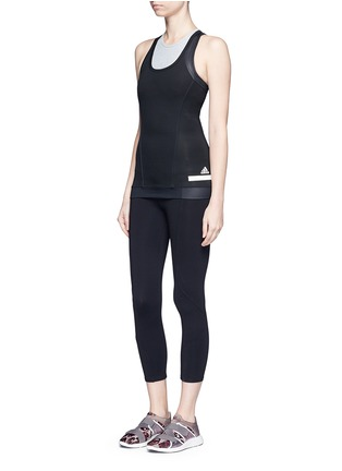 Figure View - Click To Enlarge - Adidas By Stella Mccartney - 'The Performance' tech jersey tank top