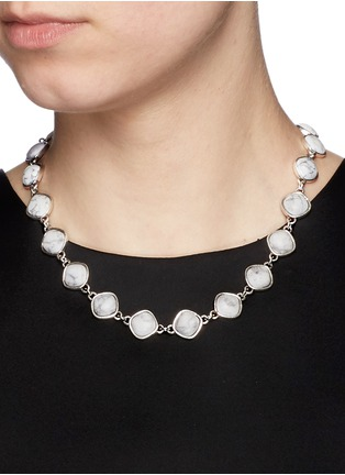 Figure View - Click To Enlarge - Philippe Audibert - 'Hopis' stone necklace