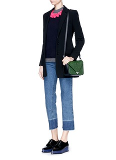 CHINTI AND PARKERPompom cashmere sweater