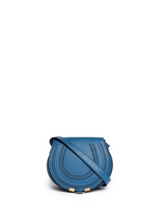 CHLOÉ 'Marcie' mini leather crossbody bag