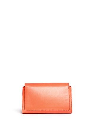 Back View - Click To Enlarge - Chloé - 'Elle' leather clutch