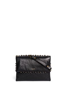 LANVIN 'Sugar Pearl' medium quilted leather bag