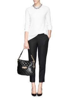 MICHAEL MICHAEL KORS 'Susannah' medium quilted leather tote
