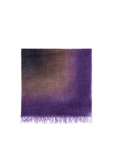 FALIERO SARTI'Sfumeggiante' ombré virgin wool scarf