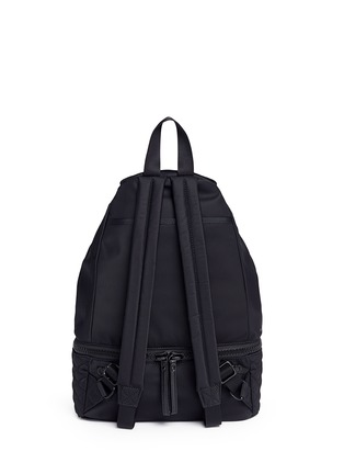 Back View - Click To Enlarge - Rebecca Minkoff - 'Julian' quilted sport backpack