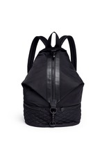 'Julian' quilted sport backpack