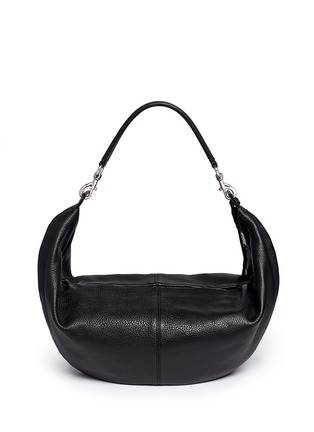 Back View - Click To Enlarge - Rebecca Minkoff - 'Julian' half moon hobo crossbody bag
