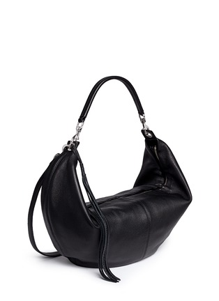 Front View - Click To Enlarge - Rebecca Minkoff - 'Julian' half moon hobo crossbody bag