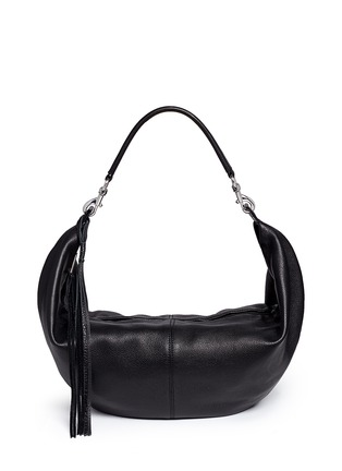 Main View - Click To Enlarge - Rebecca Minkoff - 'Julian' half moon hobo crossbody bag