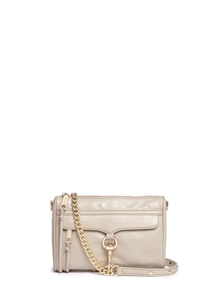 Rebecca Minkoff - 'M.A.C.' mini leather crossbody bag