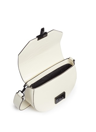 Detail View - Click To Enlarge - Rebecca Minkoff - 'Paris' medium colourblock saddle bag