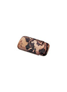 Siglo Accessory Tattoo leather cigar case