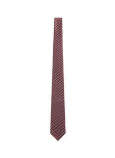 Armani CollezioniArrowhead jacquard tie