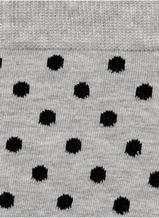 Detail View - Click To Enlarge - Happy Socks - Dot socks