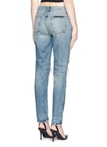'Wang 002' destroyed relax fit jeans