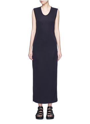 首图 - 点击放大 - T BY ALEXANDER WANG - 高衩弹性无袖连衣裙