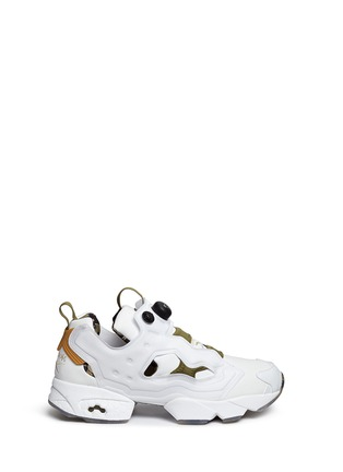 Reebok - 'InstaPump Fury OG SYN' slip-on sneakers