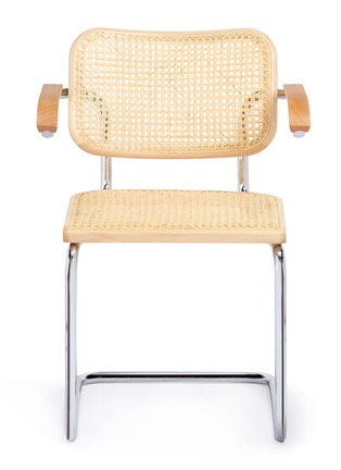 Main View - Click To Enlarge - Knoll - Cesca cane seat chair