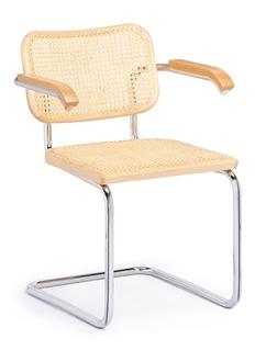 KnollCesca cane seat chair