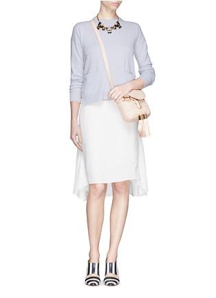 chloe handbags replica - SEE BY CHLO�� - 'Vicki' mini leather crossbody bag - on SALE | Pink ...