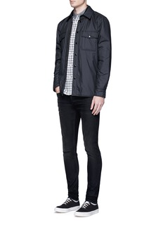 rag & bone Padded blouson jacket