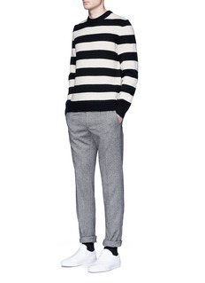 rag & bone 'Shane' stripe wool sweater