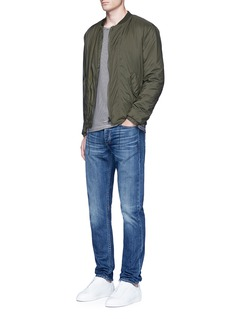 rag & bone 'Standard Issue' medium wash jeans
