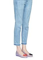 x Disney 'Ultragirl II' appliqué PVC flats