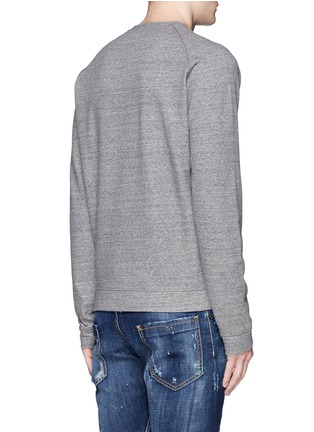 Back View - Click To Enlarge - Dsquared2 - Logo print sweatshirt