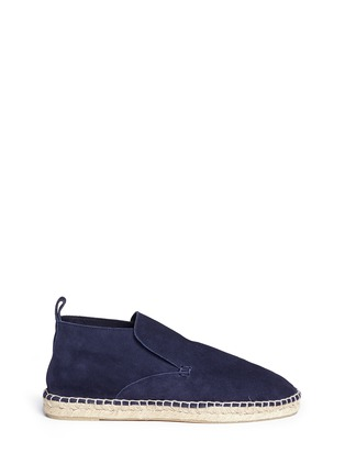 首图 - 点击放大 - VINCE - 'Ronan' suede slip-on espadrille desert boots