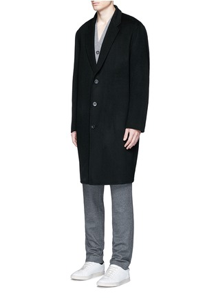 Front View - Click To Enlarge - Acne Studios - 'Charles' wool-cashmere coat