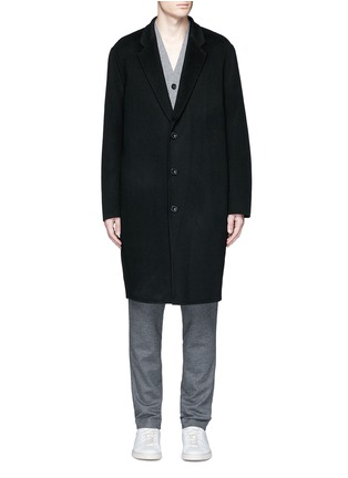 Main View - Click To Enlarge - Acne Studios - 'Charles' wool-cashmere coat
