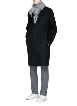 Figure View - Click To Enlarge - Acne Studios - 'Charles' wool-cashmere coat