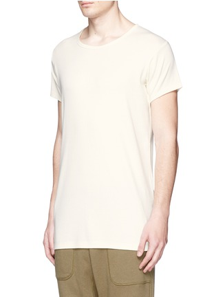 Front View - Click To Enlarge - NLST - Cotton T-shirt