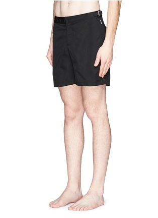 Figure View - Click To Enlarge - Orlebar Brown - 'Bulldog' mid-length swim shorts