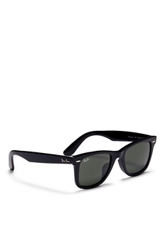 RAY-BAN'Original Wayfarer Classic' acetate sunglasses