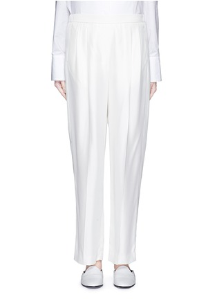 Main View - Click To Enlarge - The Row - 'Daray' twill wide leg pants